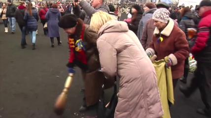 News video: Crisis Deepens in Ukraine